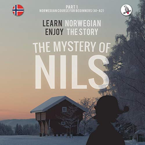 The Mystery of Nils. Part 1 - Norwegian Course for Beginners. Learn Norwegian - Enjoy the Story. (Norwegian Rosetta Stone)