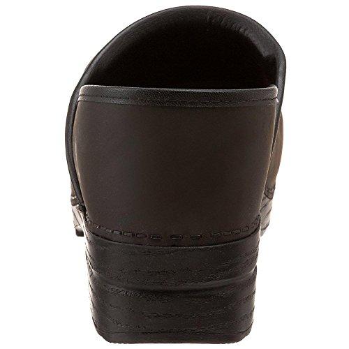 Dansko Wide Pro Men Mules & Clogs Shoes, AntiqueBrownOiled, Size - 45