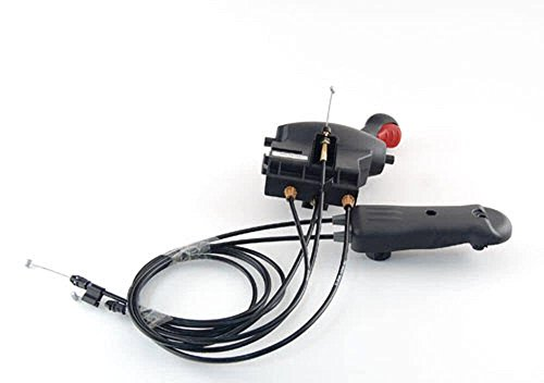 Mtd 753-08391 Snowblower Chute Control Assembly by MTD