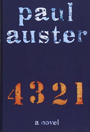 4 3 2 1: A Novel