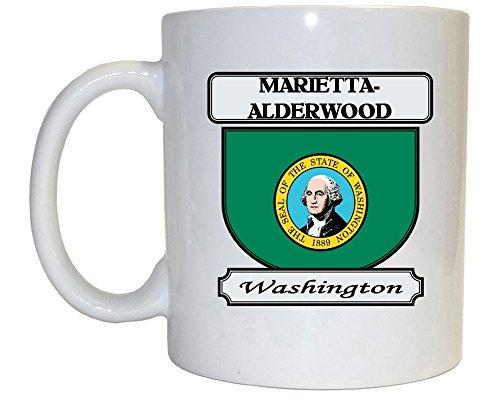 Marietta-Alderwood, Washington (WA) City - Alderwood Wa