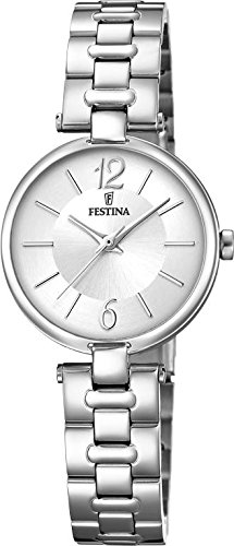 Festina Mademoiselle F20311/1 Wristwatch for women Design Highlight