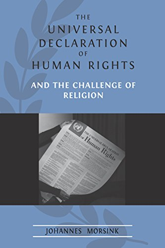 The Universal Declaration of Human Rights and the Challenge of Religion (United Nations Declaration Of Human Rights 1948)