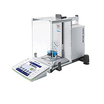 Mettler Toledo XPE205 Analytical Balance, 220g x 0.01mg: Amazon.com: Industrial & Scientific