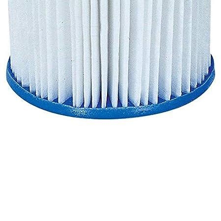 Sinnper Schwimmbad-Kartuschenfilter Spa Filter Ersatzpatrone Typ Vi f/ür Saluspa Whirlpools 1 Pcs