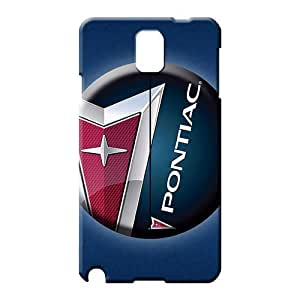 samsung note 3 Eco Package PC Pretty phone Cases Covers cell phone carrying shells Pontiac Logo