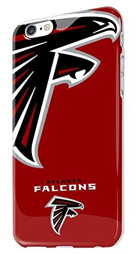 - NFL Atlanta Falcons iPhone 6 Oversized Logo TPU Cell Phone Case