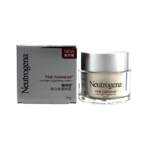 Neutrogena Fine Fairness Overnight Brightening Cream (All Skin - Import It All