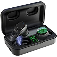 Rademax True Wireless Earbuds with Built-in Mic Noise Canceling