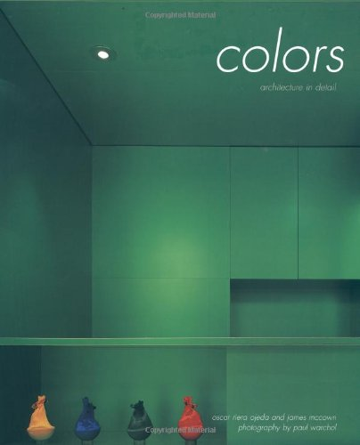 Download Colors: ARCHITECTURE IN DETAIL PDF