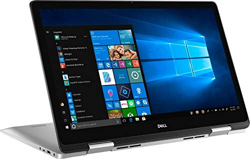 2019 Dell Inspiron 17 7000 2-in-1 17.3 FHD IPS Touchscreen Laptop (Intel Quad-Core i7-8565U 8GB RAM, 1TB HDD, 2GB GeForce MX150 WiFi BT 4.2 Backlit KB Fingerprint Win 10)