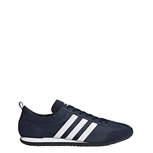 adidas Vs Jog, Zapatillas de Deporte Para Hombre, Azul (Maruni/Ftwbla/Negbas 000), 49 1/3 EU