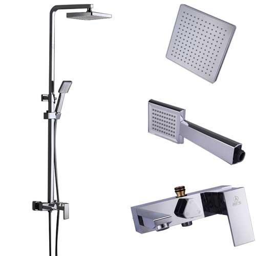 European Bathrube Rainfall Adjustable FUNCTION product image