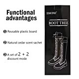 Boot Shapers for Tall Boots Women - Inserts Boots