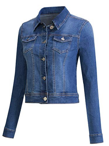 Denim jacket womens