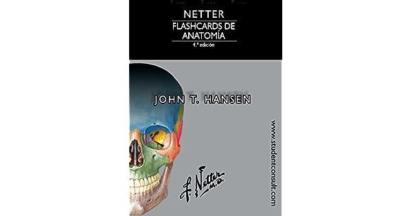94793a7d6 Flashcards de anatomía + StudentConsult (4ª ed.) - Livros na Amazon Brasil-  9788491131601