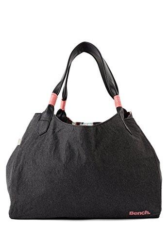 Unique Femme Beach Big Taille Rose d'Écolier Sac Bag Fraise Bench wOzBqXB