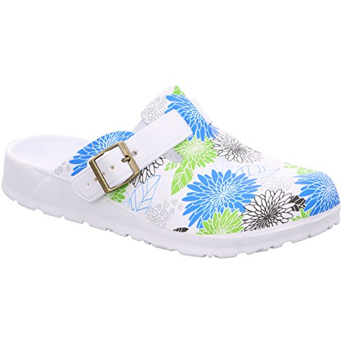 buyAzzo Women's Clogs Blue UNlGx