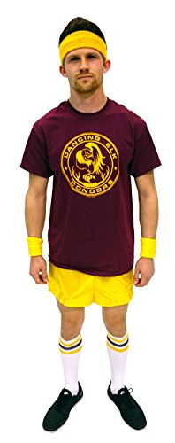 Juno Dancing Elk Condors Complete Paulie Bleeker Costume (Small, T-Shirt) (Dance Costumes On Line)