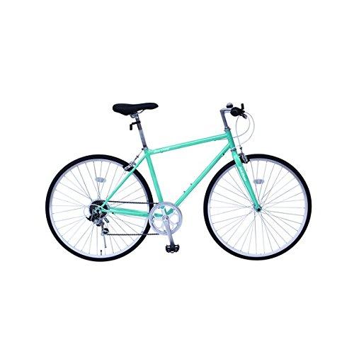 FIELD CHAMP CROSSBIKE700C6SF MG-FCP700CF-GR【代引不可】 スポーツ レジャー 自転車(スポーツバイク) クロスバイク top1-ds-1998719-ah刻印 [簡素パッケージ品]   B07BJYZ5CP