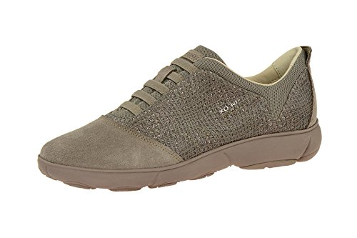 Zapatillas para Geox Mujer Nebula D a gris CIttwRnq8