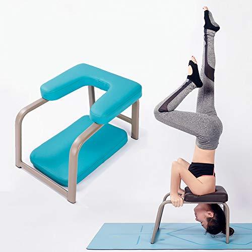 Almohadillas de PU de Soporte para la Cabeza de Yoga Banco ...
