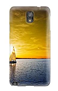 Lennie P. Dallas's Shop Best For Galaxy Note 3 Protector Case Amazing Sunset Phone Cover