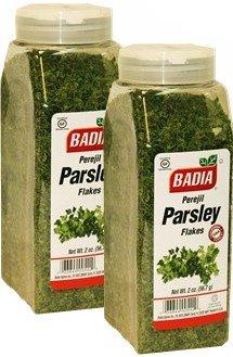 Badia Parsley Flakes 2 oz Pack of 2