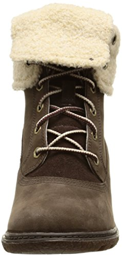 Brown Stivali Donna Dark Top Roll amston Ftw Amston Timberland 8qwROO