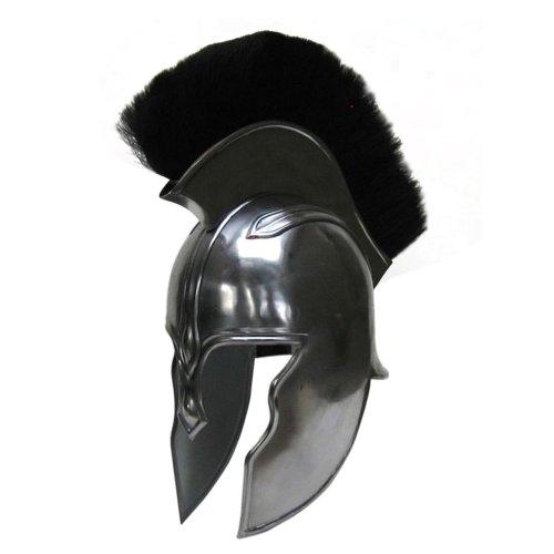 Armor Venue Achilles Troy Helmet - Silver - One Size