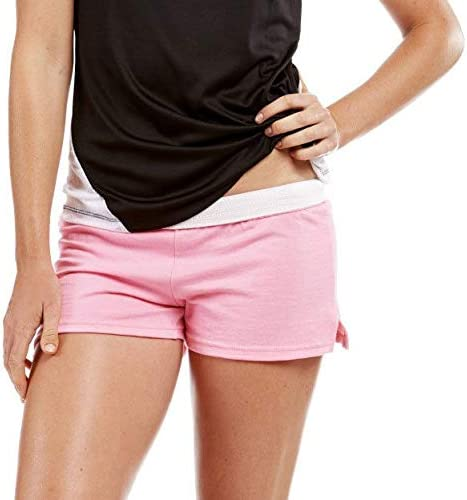 Soffe Womens Low Rise Authentic Cheer Short