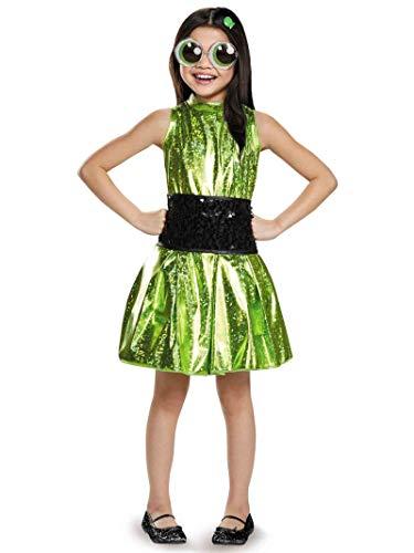 Buttercup Deluxe Powerpuff Girls Cartoon Network Costume,