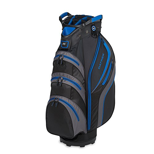 Datrek Putter (Datrek Lite Rider II Cart Bag Black/Charcoal/Royal Lite Rider II Cart Bag)