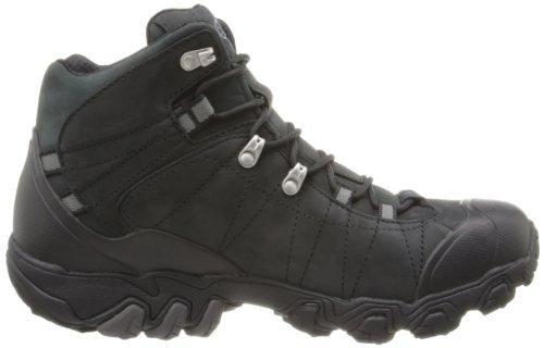 Oboz Mens Bridger Bdry Hiking Boot Nero