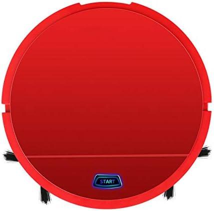Mentohe - Robot Aspirador de Suelos, la máquina de Limpieza automática de Arrastre de Carga USB: Amazon.es: Hogar