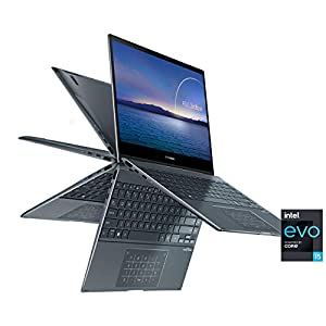 ASUS ZenBook Flip 13 Ultra Slim Convertible Laptop
