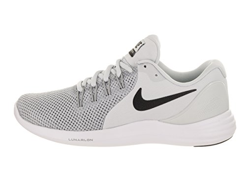 Grey Apparent De pure Nike Lunar Gris Platinum Wmns Zapatillas black Running Para cool Grey Mujer wolf 010 Trail IBqw6qE