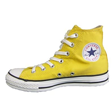 Converse All Star Chucks HI 41.5 Gelb: : Schuhe