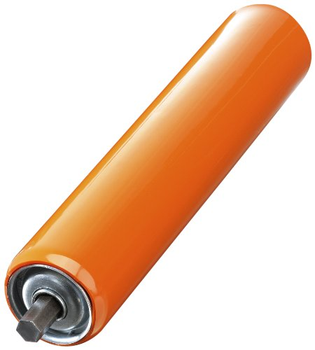 VinylGuard 31-CVS-2500O PVC Heat Shrink Conveyor Roller Cover, 2-1/2