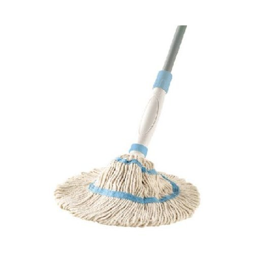 Quickie Mfg 035-4 Home Pro Cotton Twist Mop - Quantity 4 by Quickie