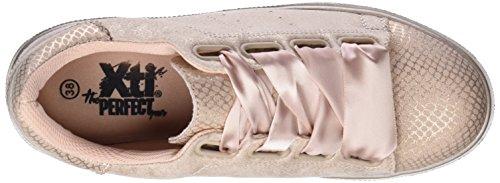 Rosa Nude 47747 Zapatillas para XTI Mujer YwvIq