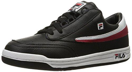 Red Men's Black Tennis Fila Sneaker White Fila Classic Original a8x8X7