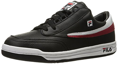 Black Classic Men's Fila Sneaker White Fila Tennis Red Original dXttq