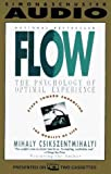 Flow: The Psychology Of Optimal Experience by Mihaly Csikszentmihalyi (1994-06-01)
