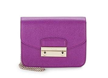de11f6888fb7 Image Unavailable. Image not available for. Colour  Furla Julia Mini  Saffiano Leather Crossbody ...