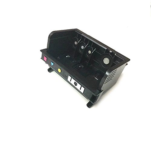 Paddsun Refurbished printhead for HP Photosmart CD869-30001 B110a B210a B109a C410a (90 Black Printhead Cleaner)