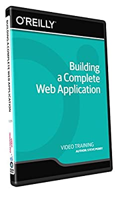 Building a Complete Web Application with HTML, CSS, PHP, MySQL, JavaScript and jQuery Mobile - Training DVD
