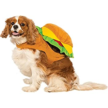 Rubie's Hamburger Dog Costume