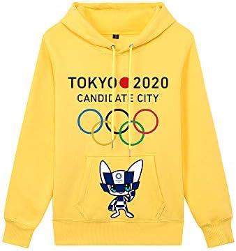 パーカー プルオーバー スウェット 東京オリンピック2020 男女兼用