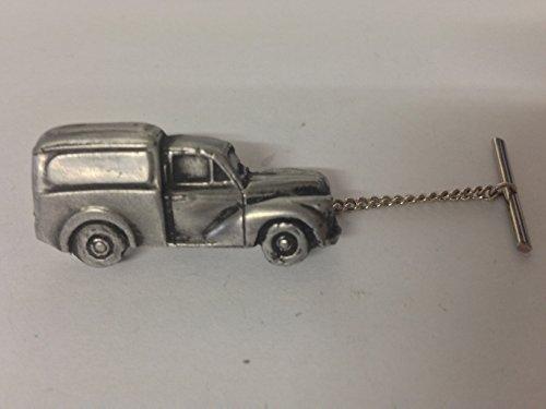 Morris Minor Van (Split Écran» Face Lift) 3D voiture de cravate avec chaîne ref165